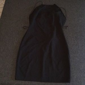 Sabo Skirt Black Tight Dress